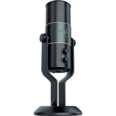 Razer – Microphone numérique à condensateur XLR/USB Seiren Pro Elite (RZ05-01320100-R3U1)