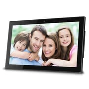 "Sungale 19"" Smart Wi-Fi Cloud Digital Photo Frame with Built-in Camera (CPF1903)"