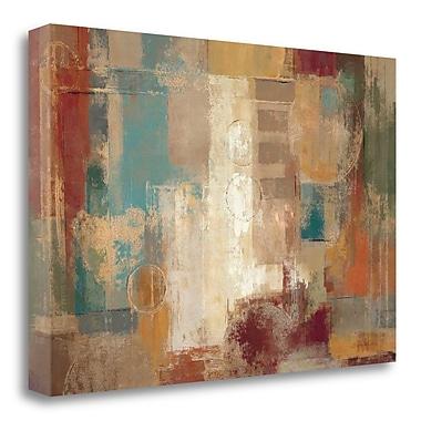Tangletown Fine Art 'Oriental Trip Crop' Print on Canvas; 20'' H x 29'' W