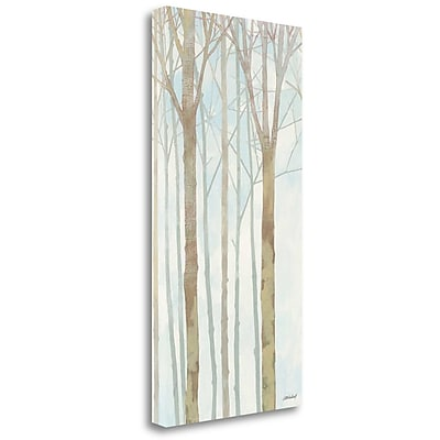 Tangletown Fine Art 'In Springtime I' Print on Canvas; 34'' H x 17'' W