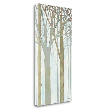 Tangletown Fine Art 'In Springtime III' Print on Canvas; 48'' H x 24'' W
