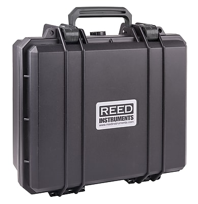 REED R8888 Deluxe Hard Carrying Case, 12 x 9.6 x 5.4