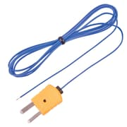 REED TP-01 Beaded Thermocouple Wire Probe, Type K, -40 to 482degF (-40 to 250degC)