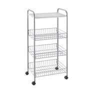 Metaltex Atlanta Rolling Cart (343503)