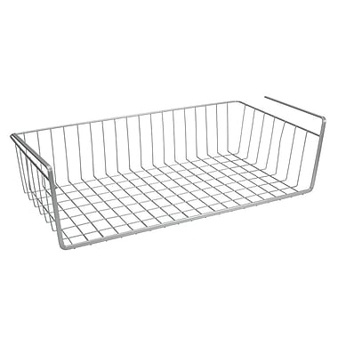 Metaltex - Panier à étagère Kanguro, 19,7 po (364850)