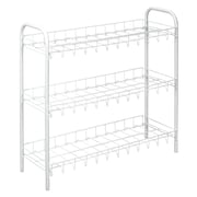 Metaltex 3-Tier Shoe Rack (365503)