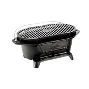 Lodge Cast Iron Hibachi Grill (L410)