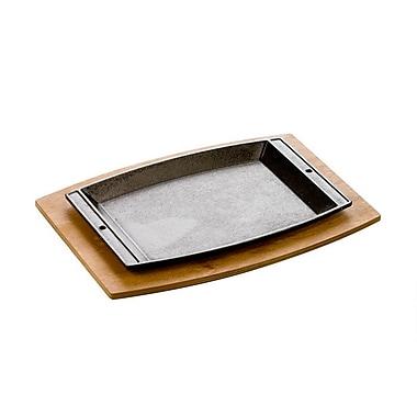 Lodge Cast Iron Chef Platter Set (LSC3SET)