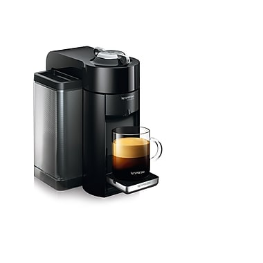 Nespresso - Cafetière Vertuo Evoluo à portion unique, noir (GCC1BK)