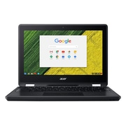 "Acer Chromebook Spin 11, 11.6"", 1.1 GHz Intel Celeron Dual Core, 32GB Flash, 4GB LPDDR4, ChromeOS (R751TN-C5P3)"