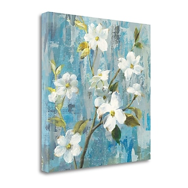 Tangletown Fine Art 'Graceful Magnolia I' Print on Canvas; 20'' H x 20'' W