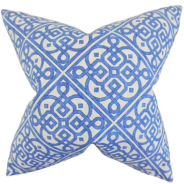 Darby Home Co Millbrook Geometric Cotton Throw Pillow Cover