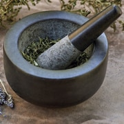 Fox Run Craftsmen Granite Mortar And Pestle Set