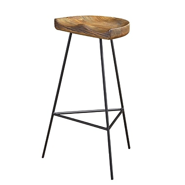 Union Rustic Durham 27.6'' Bar Stool