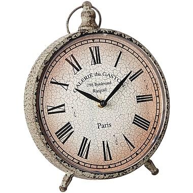 Williston Forge Table Clock