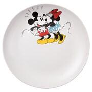 Vandor Disney Mickey and Minnie Mouse Ceramic Serving Platter