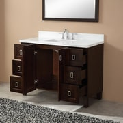 Ivy Bronx Eisenhauer 48'' Single Bathroom Vanity Set