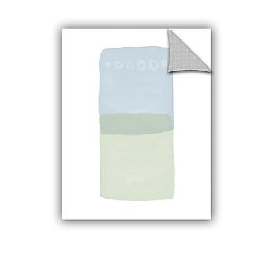 ArtWall Spa I Wall Decal; 48'' H x 36'' W x 0.1'' D