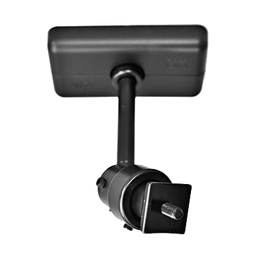 Pinpoint Mounts Universal Wall/Ceiling Speaker Mount; Black