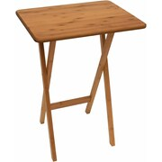 Ebern Designs Schmitt Folding Snack Tray Table
