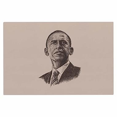 East Urban Home 'Barack Obama' Doormat
