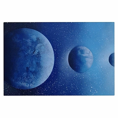 East Urban Home 'Interplanetary Alignments' Doormat