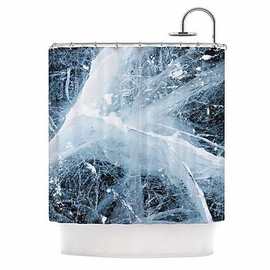East Urban Home 'Deep Winter' Shower Curtain