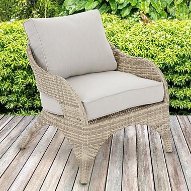 Ink + Ivy Donavan Outdoor Lounge Chair w/ Cushion