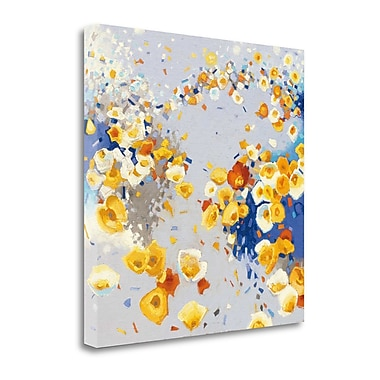 Tangletown Fine Art 'Millefiori' Print on Canvas; 25'' H x 25'' W