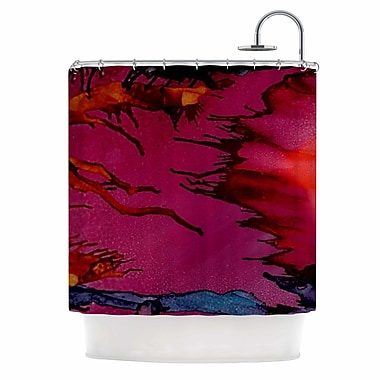 East Urban Home 'Marianas Trench' Shower Curtain