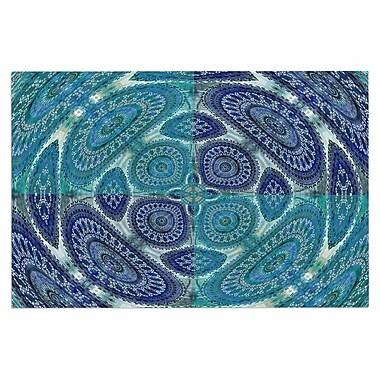 East Urban Home 'Mandala World' Doormat