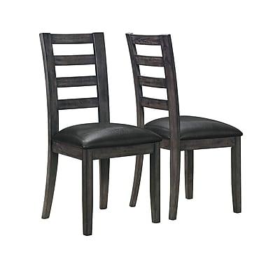 Red Barrel Studio Donnellson Side Chair (Set of 2)