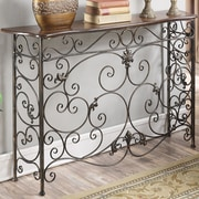 Fleur De Lis Living Bolander Console Table