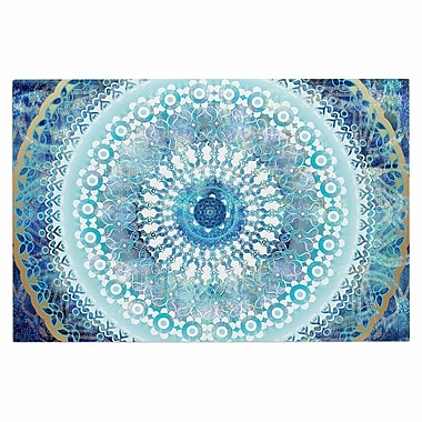 East Urban Home 'Ornate Boho Mandala' Doormat