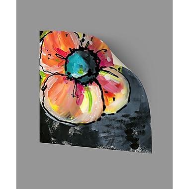 ArtWall Big Flower II Wall Decal; 18'' H x 18'' W x 0.1'' D