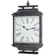 One Allium Way Desk Clock w/ Metal Frame