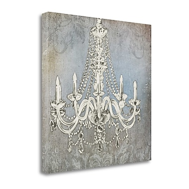 Tangletown Fine Art 'Luxurious Lights II' by James Wiens Graphic Art on Wrapped Canvas