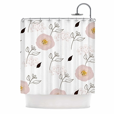 East Urban Home 'Deli' Shower Curtain