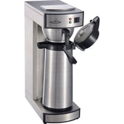 CoffeePro CP-RLA Commercial Coffee Brewer, 2.32 quart, Stainless Steel, Stainless Steel
