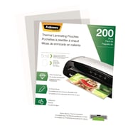Fellowes Laminating Pouches - Letter 5 mil 200 pack