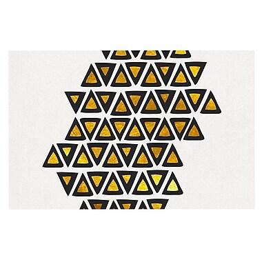 East Urban Home 'Inca Tribe' Doormat