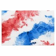 East Urban Home 'Patriotic Watercolor' Doormat