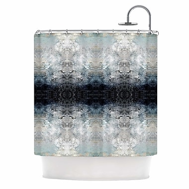 East Urban Home 'Heavenly Abstraction L' Digital Shower Curtain
