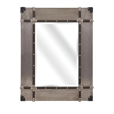 17 Stories Skye Rectangle Aluminum Clad Mirror
