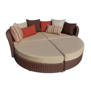 Darby Home Co Broadbent Chaise Lounge w/ Cushion