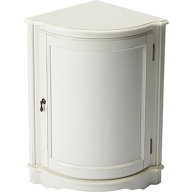 Darby Home Co Borgen End Table; Cottage White