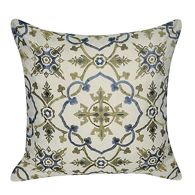 Alcott Hill Walworth Decorative Throw Pillow; Sage