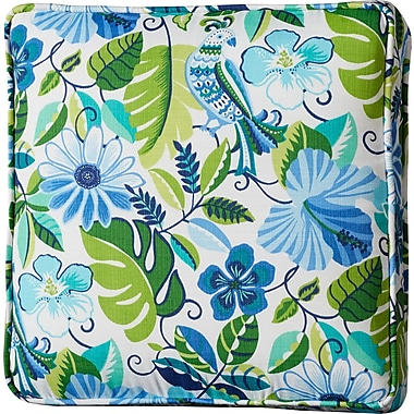 Bay Isle Home Square Indoor/Outdoor Chair Cushion