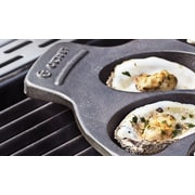 Outset Cast Iron Oyster Griddle