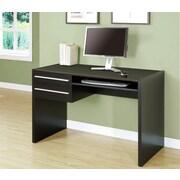 Latitude Run Alysha Wood Computer Desk w/ 2 Drawers
